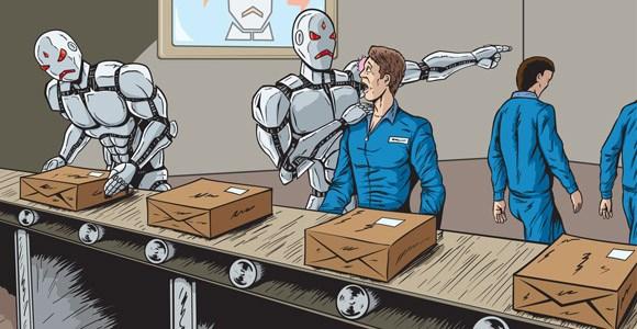 Les nouvelles technologies et l'emploi