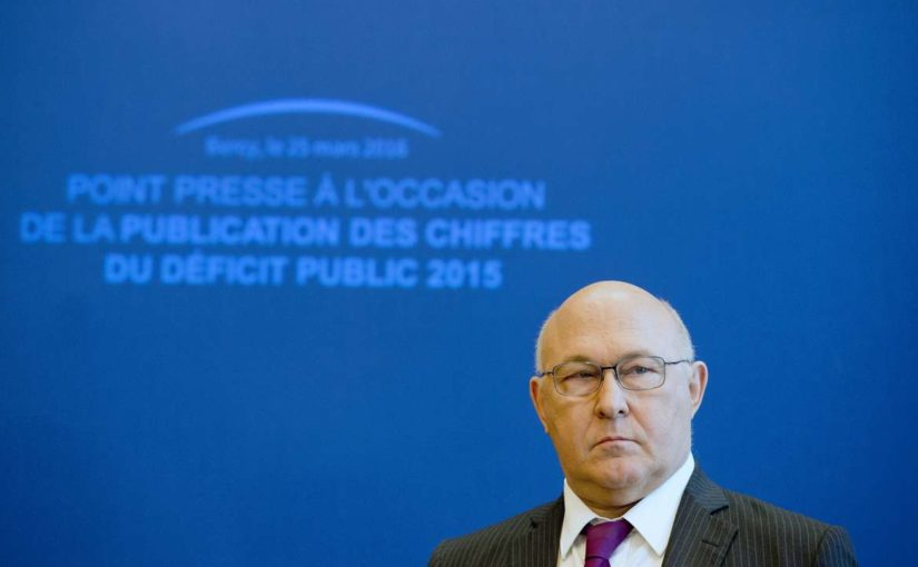 Le déficit public